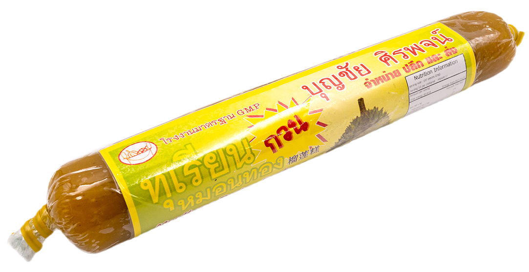 Durian Paste | ทุเรียนกวนแบบแท่ง
