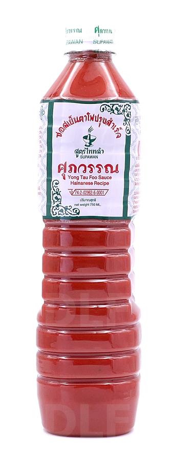 Yong Tau Foo Sauce Hainanese Recipe | ซอสเย็นตาโฟปรุงสำเร็จ