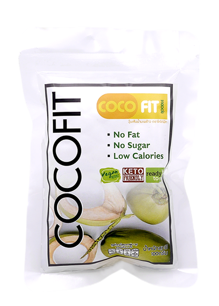 Coconut Noodle | วุ้นเส้นน้ำมะพร้าว