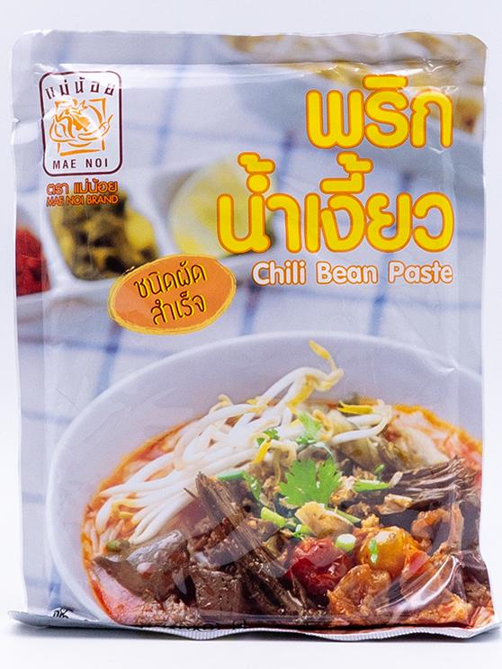 Chili Bean Paste | พริกน้ำเงี้ยว