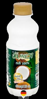 100% UHT Coconut Milk   กะทิแท้ 100%