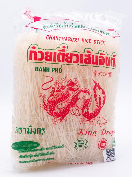 Chanthaburi Rice Stick 1.5 mm | เส้นจันท์แห้ง ขนาด 1.5 mm