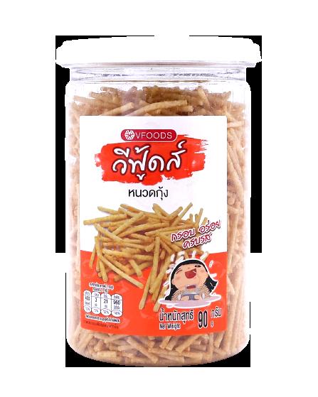 Chido (Fried Corn Sticks Shrimp Flavored) | หนวดกุ้ง