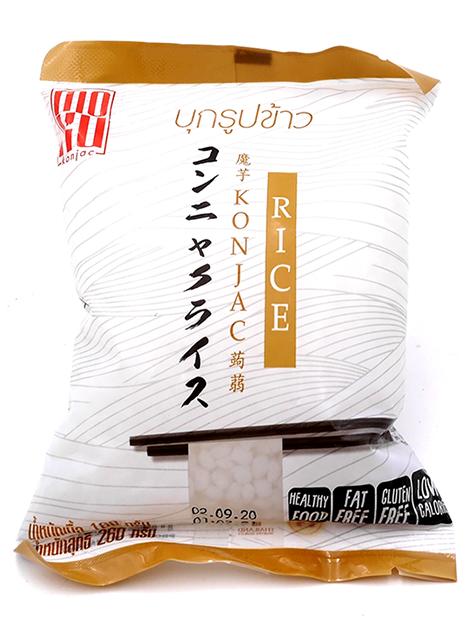 Konjac Rice Shape | บุกรูปข้าว