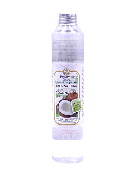 100% Natural Extra Virgin Coconut Oil | น้ำมันมะพร้าวบริสุทธิ์ 100%