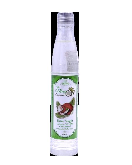 Extra Virgin Coconut Oil 100% Cold Pressed | น้ำมันมะพร้าวสกัดเย็น