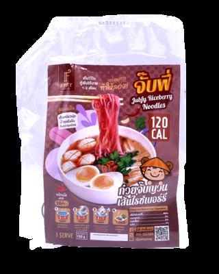 Vietnamese Riceberry Noodle Soup | ก๋วยจั๊บญวณ เส้นไรซ์เบอร์รี่