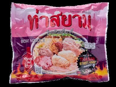 Instant Mung Bean Vermicelli Sukiyaki   วุ้นเส้นสุกี้ยากี้