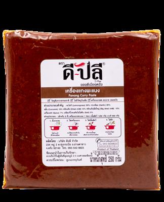 Panang Curry Paste   เครื่องแกงพะแนง