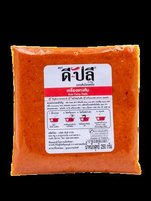 Sour Curry Paste   เครื่องแกงส้ม