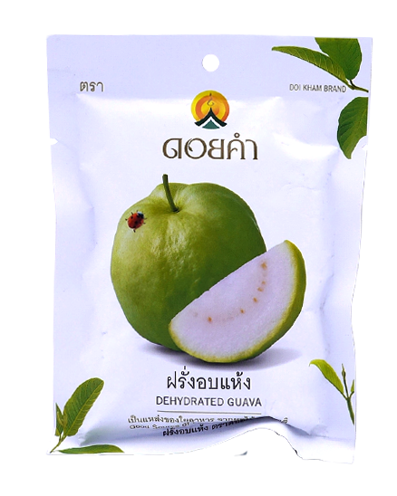 Dehydrated Guava   ฝรั่งอบแห้ง