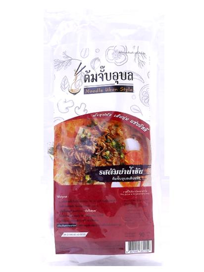 Vietnamese Noodle Soup, Tom Yum Thick Soup Flavor (Dried Noodles)   รสต้มยำน้ำข้น (เส้นแห้ง)
