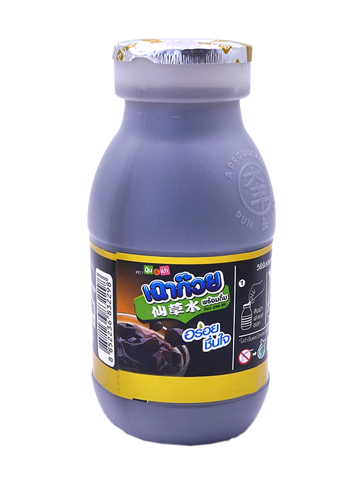 Black Grass Jelly   เฉาก๊วย พร้อมดื่ม