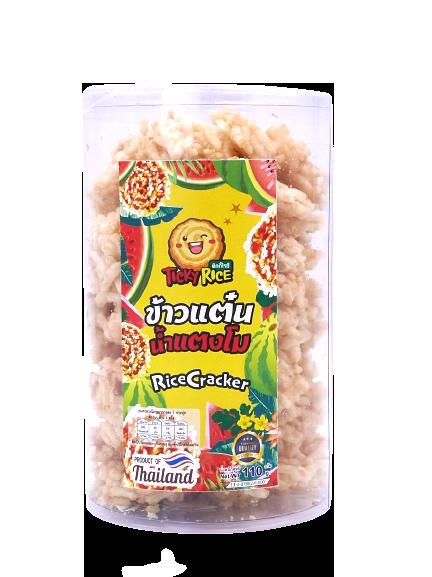 Rice Cracker | ข้าวแต๋น น้ำแตงโม