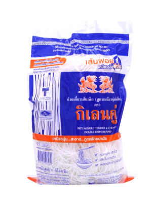 Rice Noodle, Tender & Xchewy | ก๋วยเตี๋ยวเส้นเล็ก, เส้นฝอย, สุตรเหนียวนุ่มยิ่งขึ้น