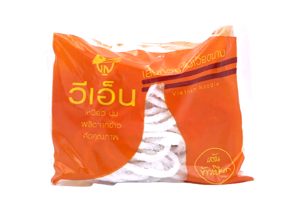 Vietnam Noodle   เส้นก๋วยเตี๋ยวจั๊บเวียดนาม เส้นข้าวเปียก