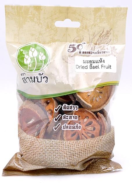 Dried Bael Fruit | มะตูมแห้ง