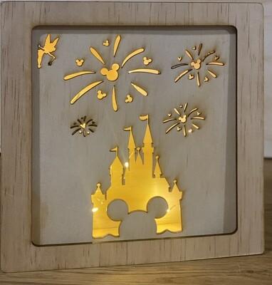 Fantasy Castle Lightbox
