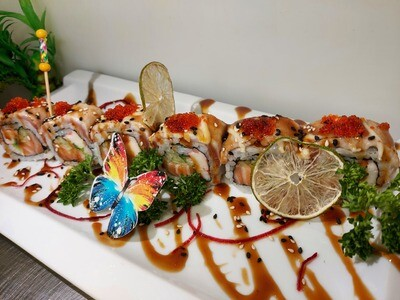 Sushi Roll 1      (  8 pièces)