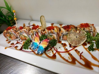 Sushi roll 2