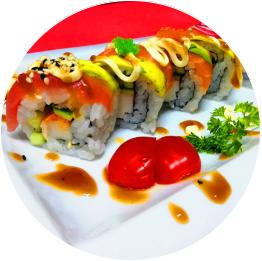 Sushi roll 5