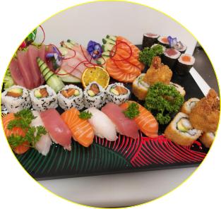 Sushi Menu B (44 pcs)