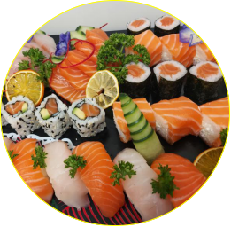 Sushi Menu A ( 38 pcs)