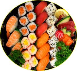 Sushi royal  (33 pcs)
