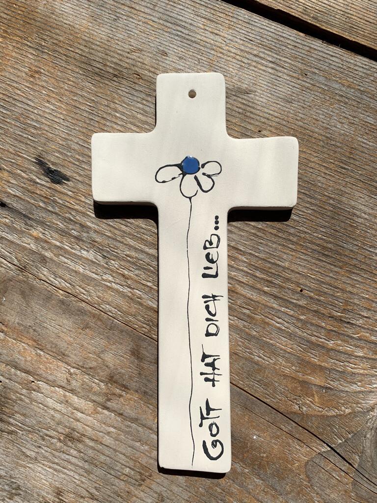 Kreuz-Gott hat dich lieb