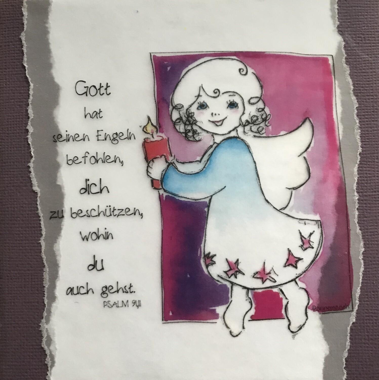 Baby-Fotokarte-Taufe-Erstkommunion