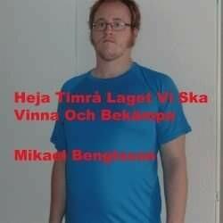 Heja Timrå Laget Vi Ska Vinna Och Bekämpa CD-Singel