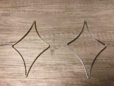Hängerform Rhombus