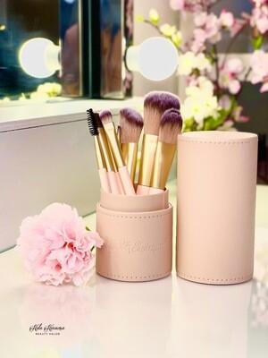 Beginners Makeup Brush Set Met Houder