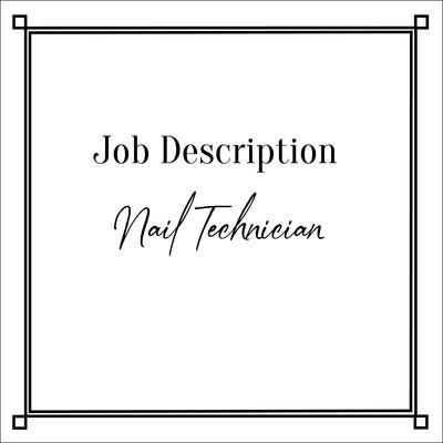 JD Nail Technician