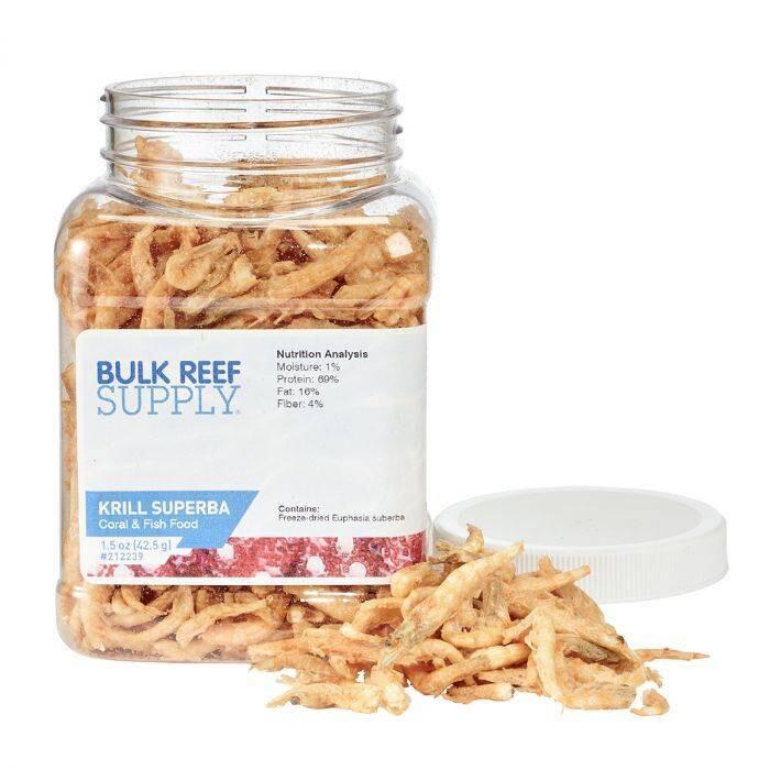 Krill Superba - Freeze Dried 1.5OZ- BRS