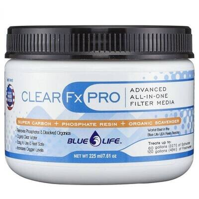 Clear Fx Pro - All-In-One Filtration Media
