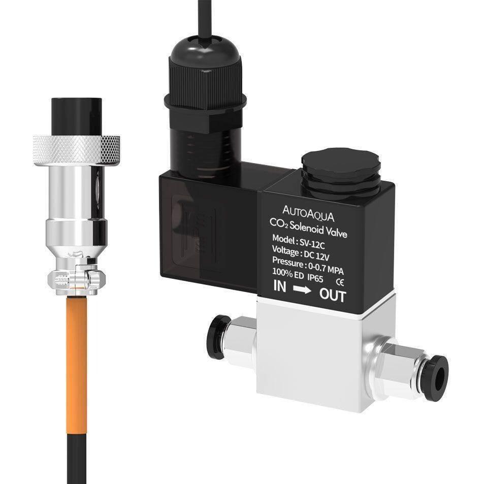 Hydros DC CO2 Solenoid Valve