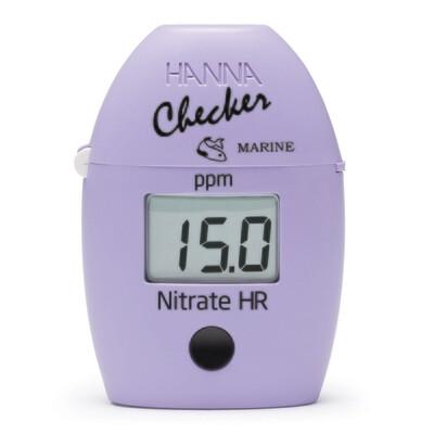 Hannah Nitrate High Range Checker