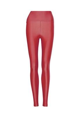Legging Lycra® Cós Cranberry