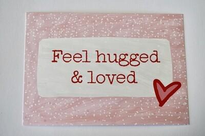 Feel Hugged