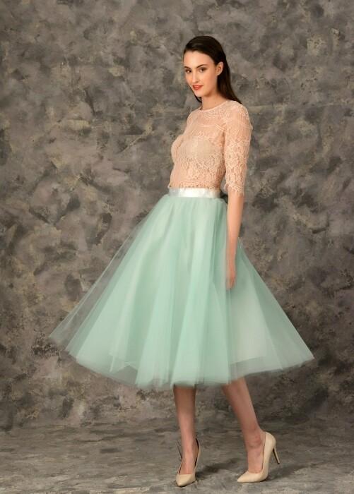 Fairytale Tulle Skirt