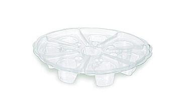 Alcas Bijoux Container (8 piece)