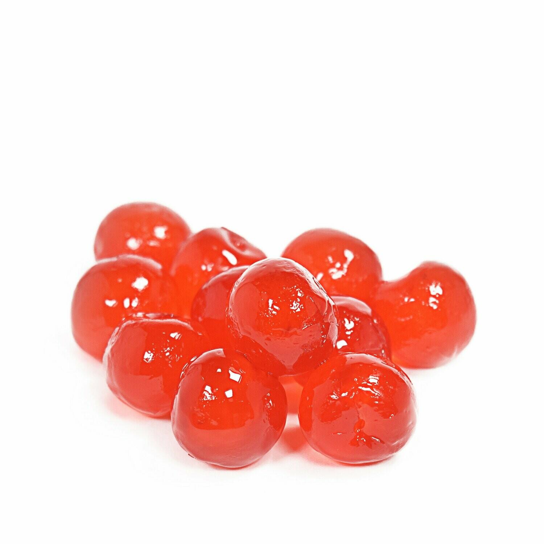 Nappi Red Glazed Cherries (18-20)