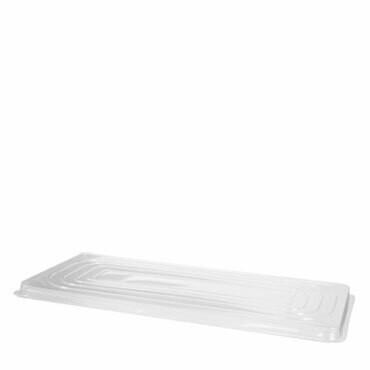Alcas Flat Lid for Gelatiera Container  (Transparent 4750cc)
