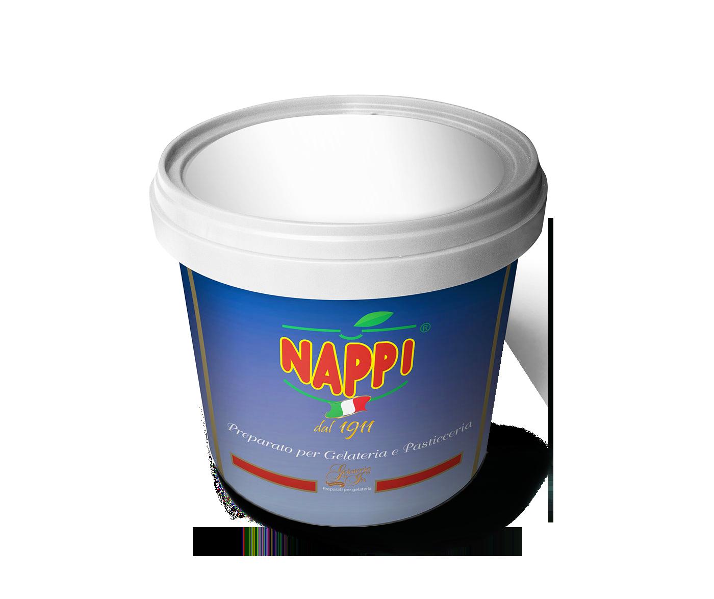 Nappi Tiramisu 3kg Pail