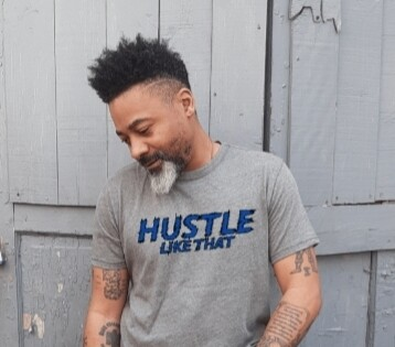 Hustle Like That! T-shirt