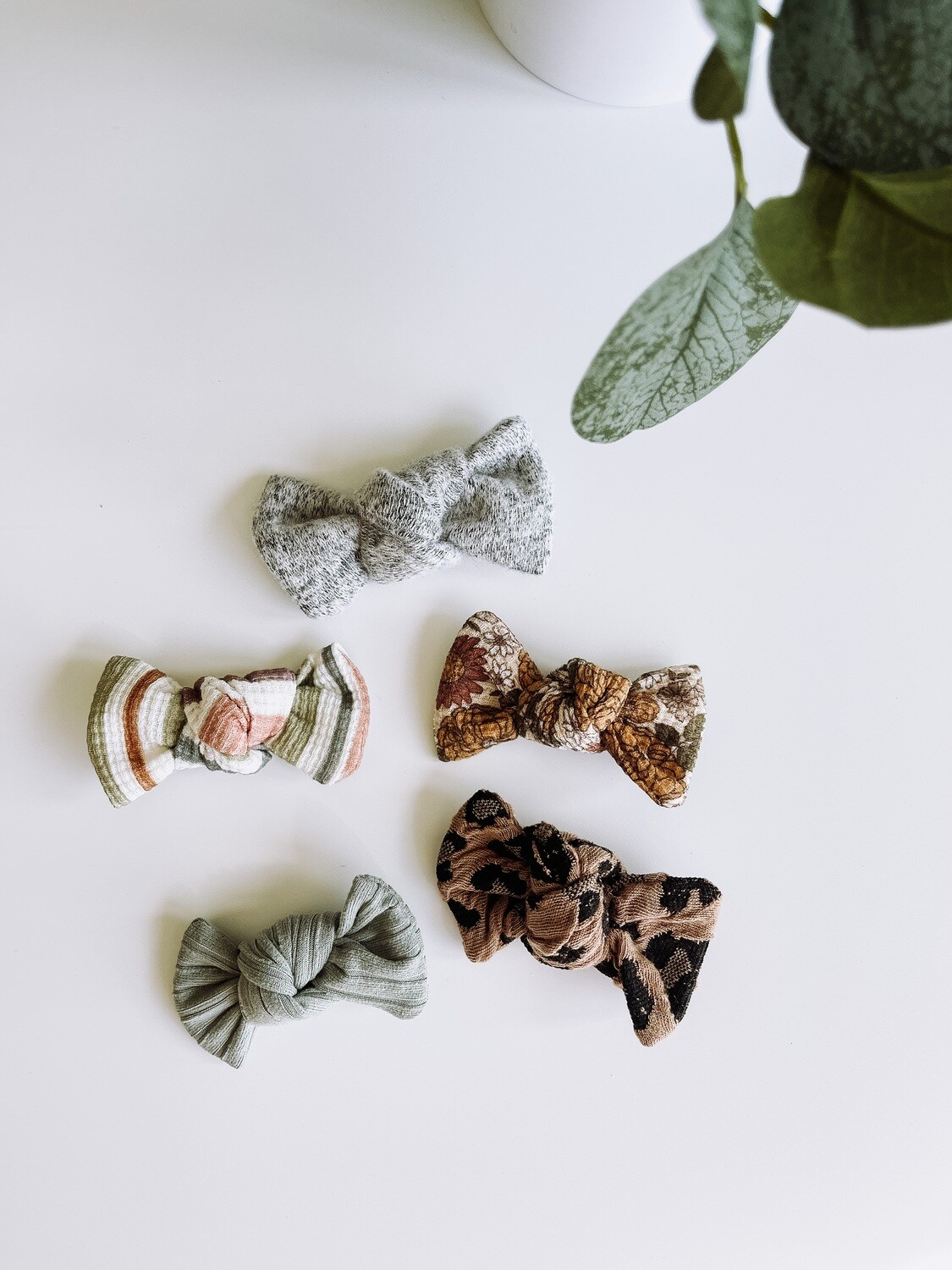Knot Clip Bows