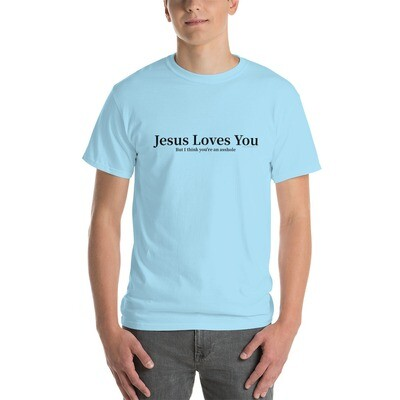 Loves You T-Shirt 2