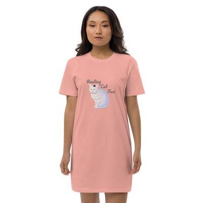 Organic cotton t-shirt dress copy