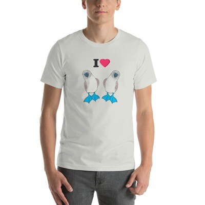 I love B - Unisex Premium T-Shirt